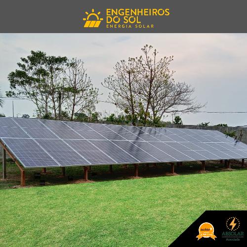 Projeto Energia Solar - Sistema fotovoltaico de 28 painéis - Rio Branco - AC